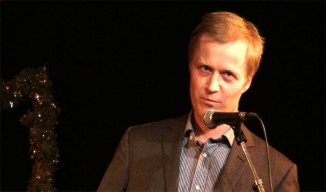 Jacob Fabricius. Foto: Thomas Davidsen (beskåret)