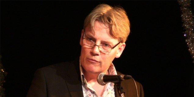 Jes Stein Pedersen. Foto: Thomas Davidsen (beskåret)