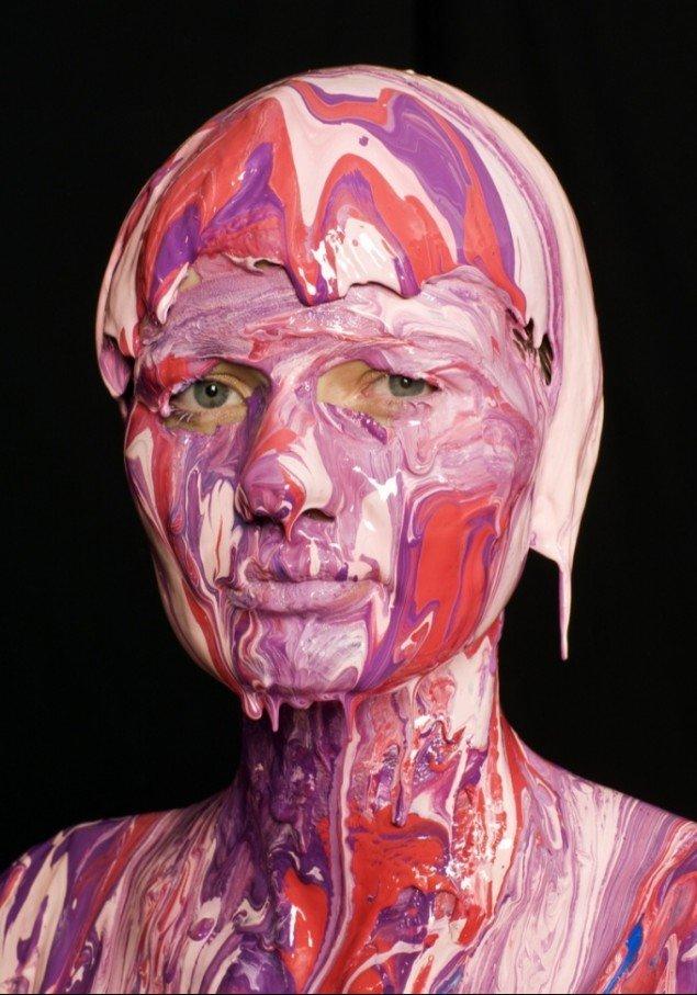 Søren Dahlgaard, Disa, portætmaleri. Pressefoto
