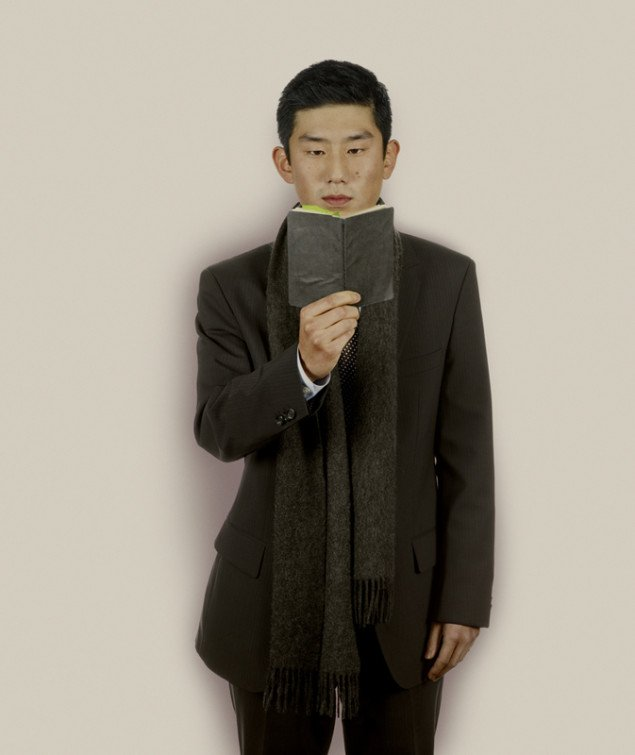 Rådgiver Eugene Kang, Nadav Kander, 2009.