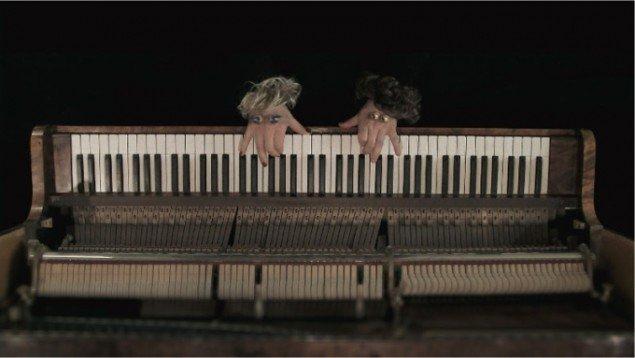 The Exquisite Corpse Orchestra (udsnit), 2010. (Pressefoto)