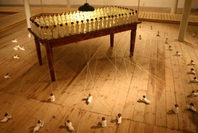 Amy Cutler: Alterations, 2007. Foto: Kristian Handberg.