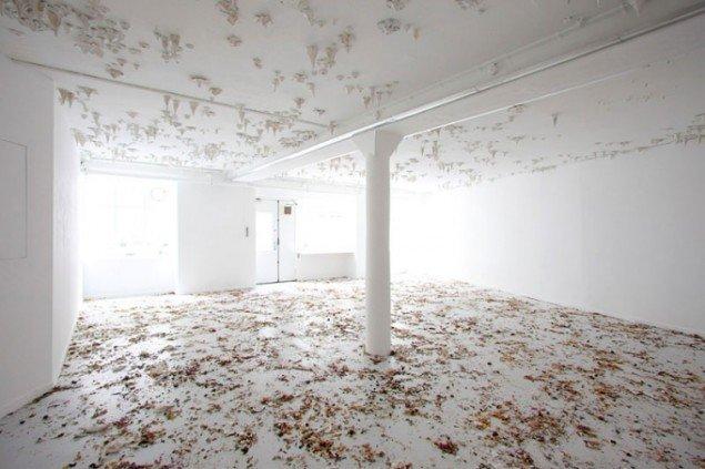 Vue fra udstillingen på Skulpturi.dk. Foto: Erling Lykke Jeppesen