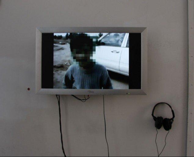 Stephan Machac: get rich or die tryin, 2007. Foto: Julie Galsbo/BKS Garage