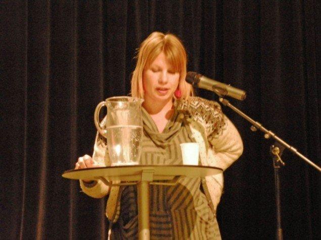Stina Högkvist (Foto: Jan Falk Borup)