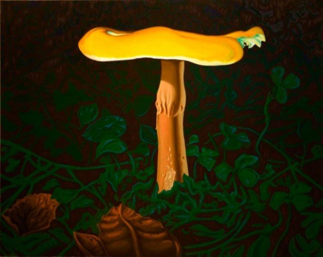 Peter Land: S.L.E.E.P No. 1 2009. (Pressefoto/David Risley Gallery)