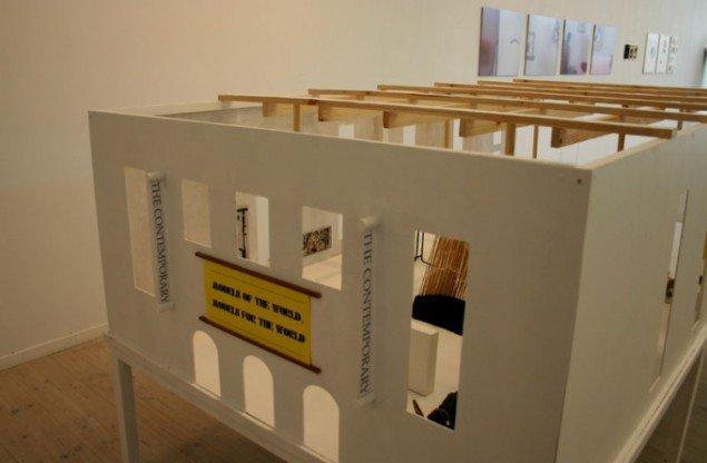 Michael Dupont, The Contemporary Project. Foto: Kristian Handberg