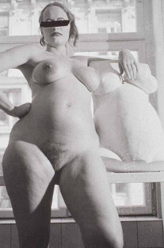 Kirsten Justesen: Omstændigheder, Den Kongelige Kobberstiksamling, 1973.