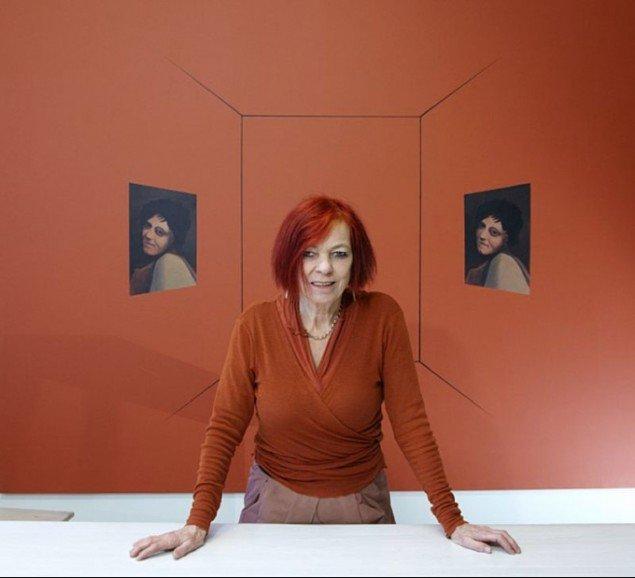 Kirsten Dehlholm, 2010. (Foto: Karsten Bundgaard)