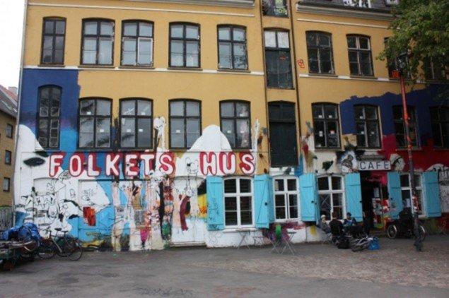 Folkets Hus (Foto: Amalie Kristine Frederiksen)