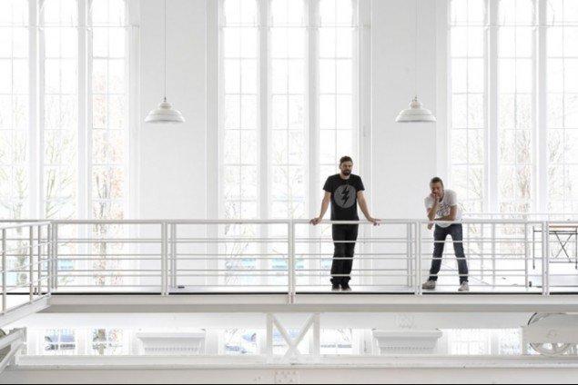 Elmgreen & Dragset stod for kurateringen af de to pavillioner i 2009. (pressefoto)