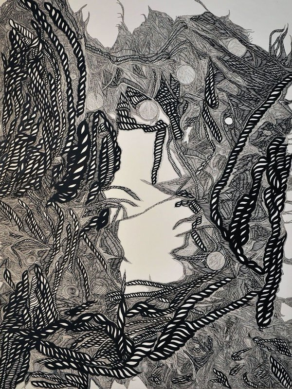 Marie Irmgard: Aldous I, 2010. (pressefoto)