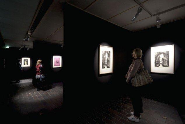 Edvard Munch: Brochen, Skriget, Madonna (1895-1903). (Foto: Louisiana/Brøndum & co.)