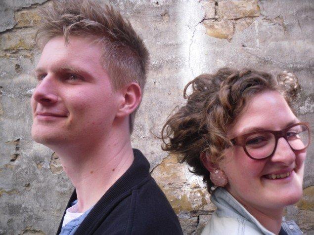 Selvom Emilia og Stefan arbejder indenfor hver sin genre, så besidder deres værker og personlighed de kvaliteter, som optagelsesudvalget var på udgik efter. Foto: Ditte Ernst Bengtsen