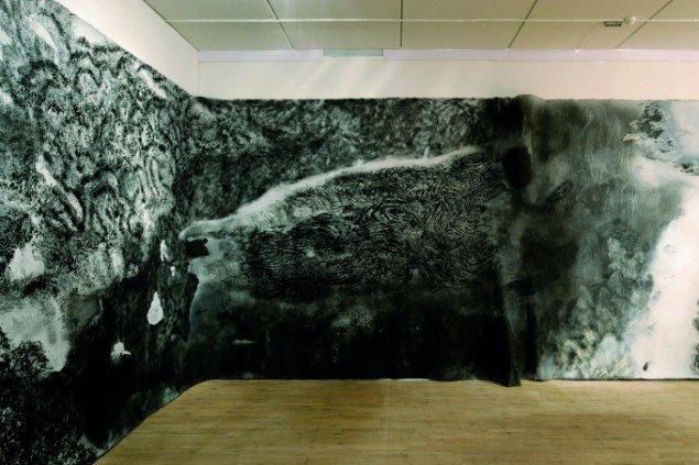 Bingyi Huang: Seamlessly Lost, 2009. Foto: Torben Eskerod