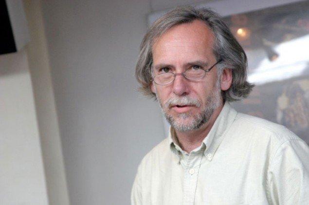 Trevor Davies, kunstnerisk leder ved Københavns Internationale Teater. (Pressefoto)