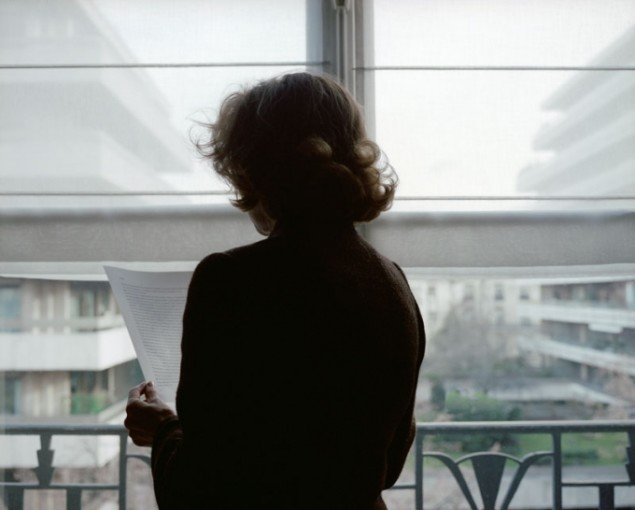 Headhunter, Christiane Cellier, detalje fra Take care of yourself, Sophie Calle, 2007 (Pressefoto)