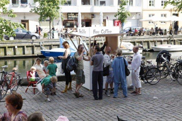 Joachim Hamou: Free Coffee (Pressefoto: Anders Sune Berg)