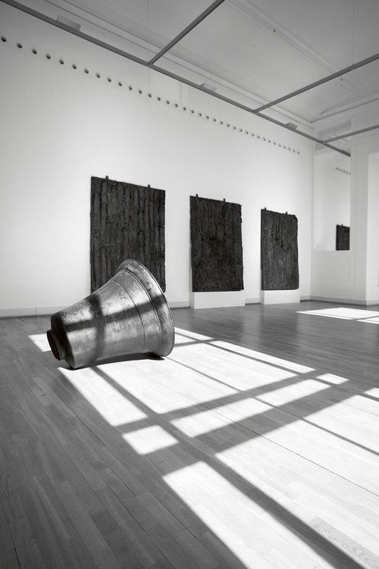 Installationsview fra Largo på Statens Museum for Kunst. Foto: Linn Sandholm