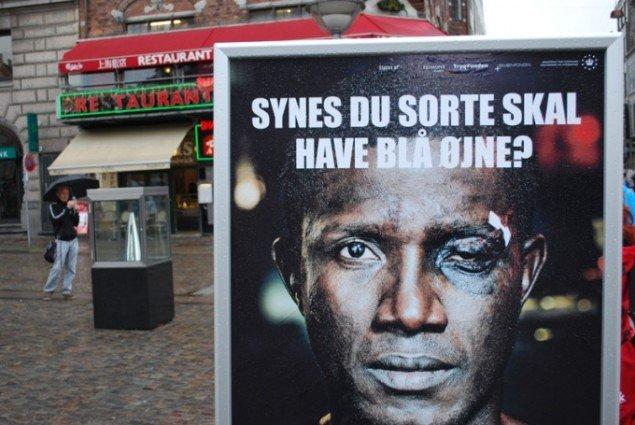 Hadforbrydelser er et stigende problem i Københavns gader. (Pressefoto)