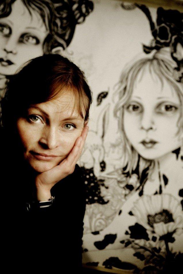 Portræt af Julie Nord. Foto: Jan Grarup