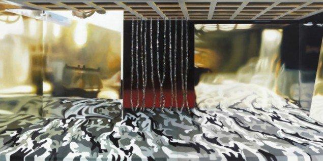 Anette Harboe Flensburg: Framing the boundless 1, 2009-10. (Foto: Anders Sune Berg)