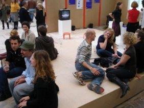 Projektrummene møder hinanden og får et større publikum på alt_cph. (Pressefoto/Alt_cph)