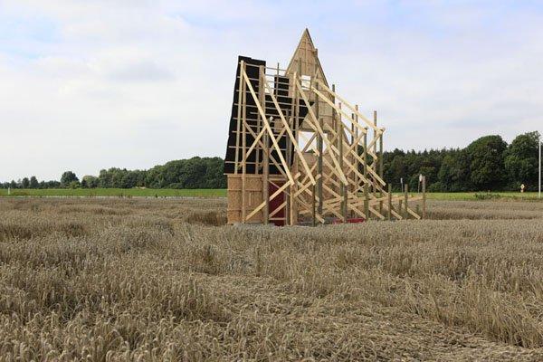 Søren Lose, Deja-vu, installation, 2010. (Foto: Line Møller Lauritsen)