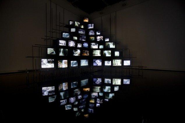 Horsens Kunstmuseum, Maj-Britt Boa: VAND.  Pressefoto
