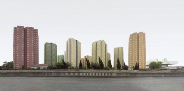 Jesper Rasmussen: Zeytinburnu. Fra serien Off Location.