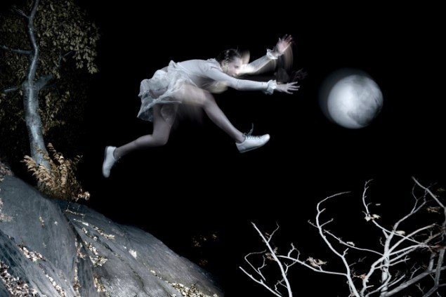 Moon Catcher af White-Sobieski, pressefoto