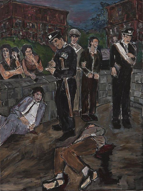 Bob Dylan: Hændelsen, 2010. (SMK pressefoto)