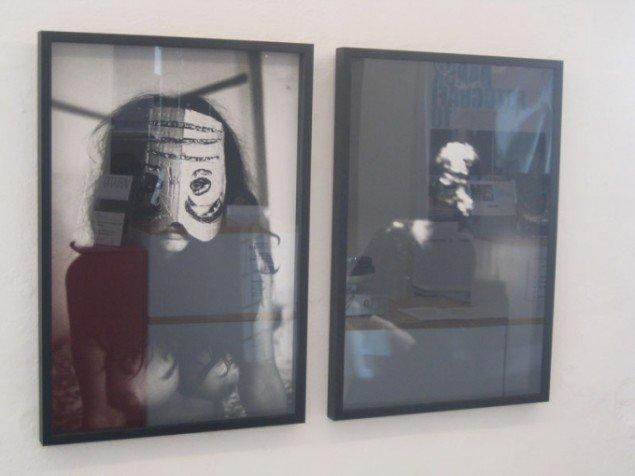 Albert Grøndahl: uden titel, 2010 (installationsview: Katrine Bruun Jørgensen)