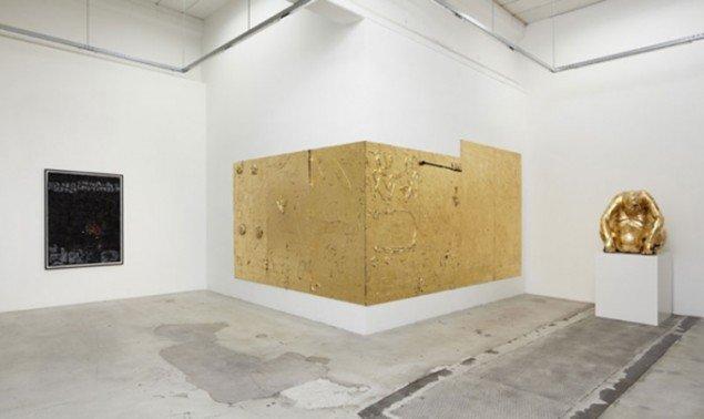 Installationsview (Templet). (Foto: Galleri Nicolai Wallner)