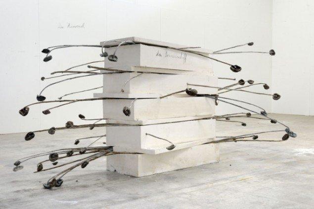 Das Sonnenschiff (2010). En smuk idé om at naturen kan modstå menneskelig kassetænkning. (Foto: Charles Duprat, Galerie Thaddeus Ropac, Paris/Salzburg)