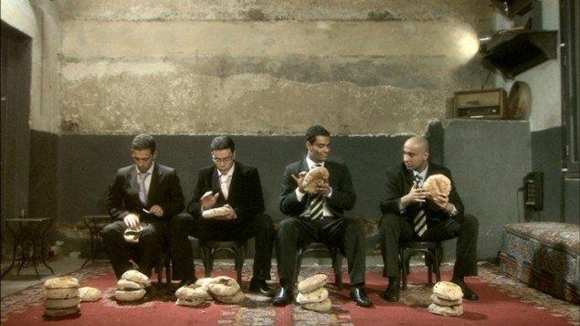 Adel Abidin: Bread of Life, 2008 Pressefoto