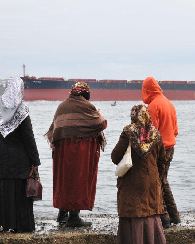 Esra Ersan: Passengers, 2009 Pressefoto