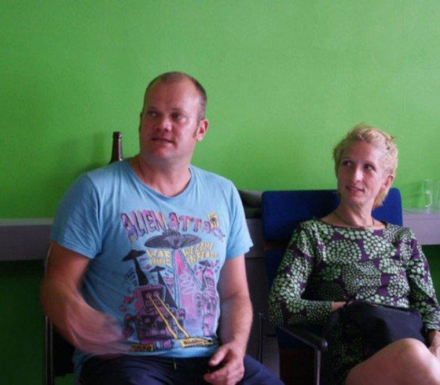 Henrik og Ellen Vestergaard Friis, der står bag Samtalekøkkenet. (portrætfoto)