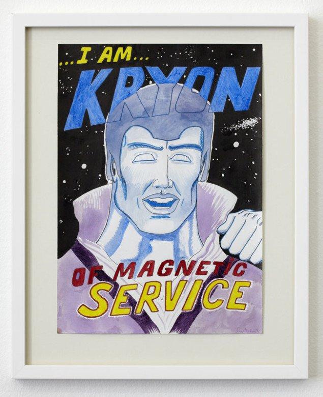 I am Kryon of Magnetic Service!, 2010. (Foto: Anders Sune Berg)