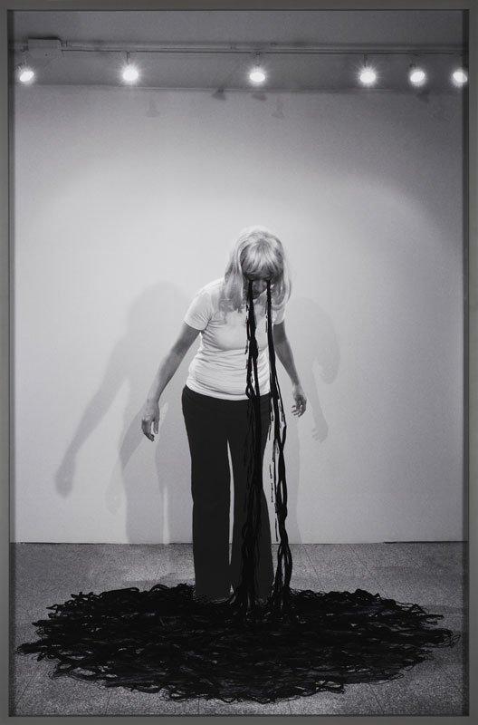 Vibeke Tandberg, Tears, 2008