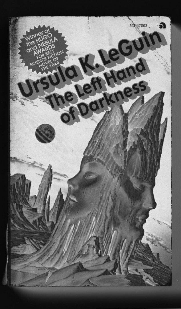 Ann Lislegaard: Left Hand of Darkness (after Ursula K. Le Guin), 2008.