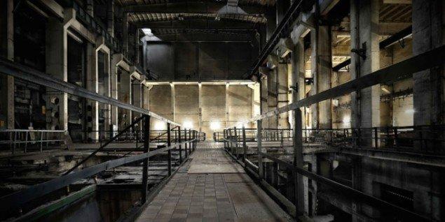 Den gamle transformer skal skabe nye rammer for den eksperimentielle kunst i Berlin. (Foto: fineartberlin.de)