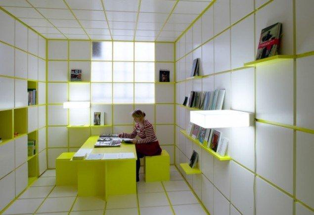 PSS_ReadingRoom, 2004 (Foto: Anders Sune Berg)