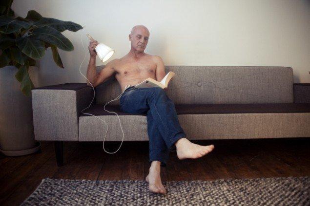 Menneske og teknologi i ny forbindelse. Værket Electrocyte Appendix af Revital Cohen fra Biotopia. Pressefoto.