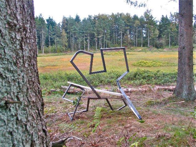 Tog bølgen land. I.P.Jacobsen Arabeskved Hanstholm Fyr. Foto: Erland Knudssøn Madsen