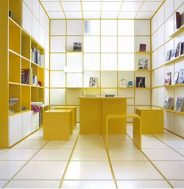 AVPD: Reading Room (Foto: Dorte Krogh)