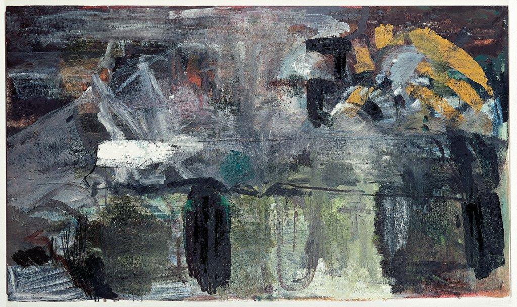 Per Kirkeby: Fram, 1983, Louisiana Museum of Modern Art
