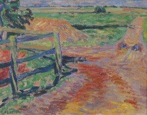 Sigurd Swane: Maleri