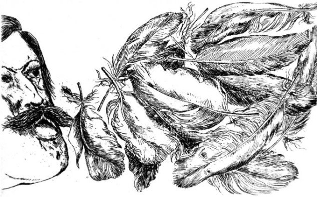 Günter Grass som billedkunstner
