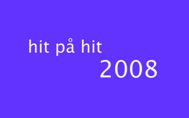 Årets mest læste 2008